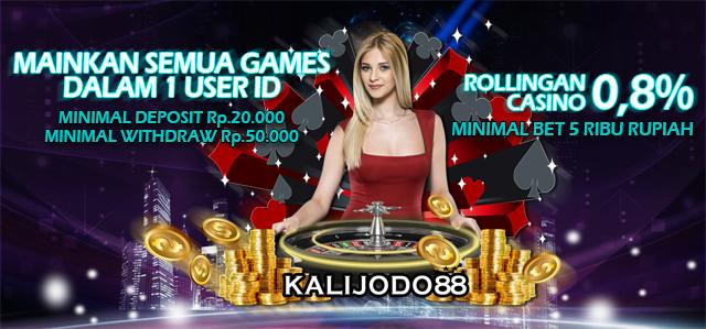 Situs Judi Online Kalijodo88